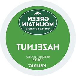 Green Mountain Coffee Hazelnut K-cups for Keurig Brewers, 72