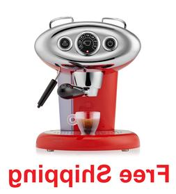 Sale! Illy Francis Francis X7.1 iperEspresso Machine in Red