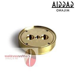 Gaggia - Brass Shower Holder 57x14mm - WGA16G1002, kit for G