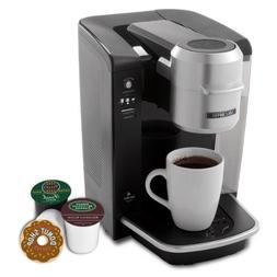 Mr. Coffee Single Serve 40 oz. Coffee Brewer, Black