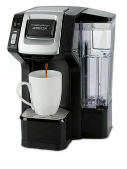 Hamilton Beach  FlexBrew Single Serve Coffee Maker with 40 o
