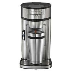 Single Serve Espresso Coffee Maker for travel mug 14oz