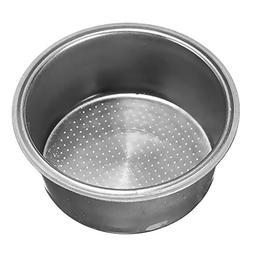MonkeyJack Stainless Steel Non Pressurized Filter Basket 2 C
