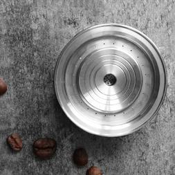 Stainless Steel Reusable Big Cupfor Nespresso Vertuoline Cof