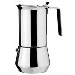 Stainless Steel Stovetop Espresso Makers - One Cup