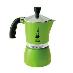 """Bialetti """"Fiammetta"""" Stove Top Espresso Maker, 3-cup"""