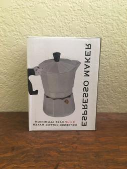 Stove Top Espresso Coffee Maker Percolator Pot Choose your s