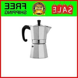 Stovetop Espresso Maker Moka Pot