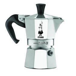 Stovetop Velvety Espresso Coffee Maker 2oz Bialetti Moka Ita