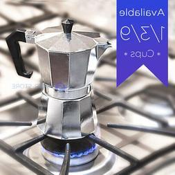 Strove Pot Espresso Cuban Moka Coffee Maker Cafetera Cubana