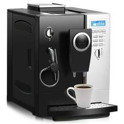 Super-Automatic Cappuccino Espresso Maker Machine with Milk