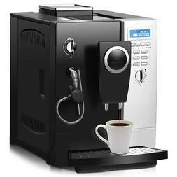 Super-Automatic Espresso Machine Cappuccino Latte Maker 19 B