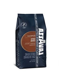 Lavazza 4202A 2.2 Pound Super Crema Espresso Whole Bean