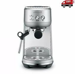 Breville The Bambino Steel Espresso Maker.Brand New Unopened