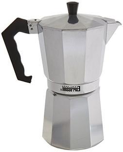 Traditional Aluminum Stove Top Espresso Maker )