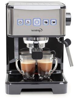Capresso ULTIMO PRO Programmable Espresso & Cappuccino Machi