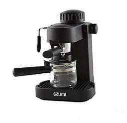 USA GAU-18202 4 Cup Espresso/Cappuccino Maker
