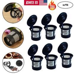 USA Reusable Refillable K-Cup Coffee Filter Pod for Keurig K