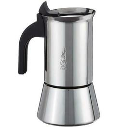 Bialetti Venus Induction Stainless Steel Stovetop Percolator