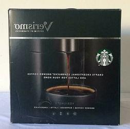 Starbucks Verismo V Coffee Maker Brewer System Espresso New