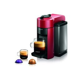 Nespresso VertuoLine Evoluo Coffee and Espresso Maker Red GC