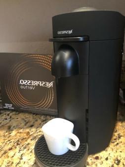 Nespresso Vertuoplus Deluxe Coffee and Espresso Maker by DeL