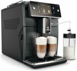 Saeco Xelsis SM7684/04 Super Automatic Espresso Machine - Ti